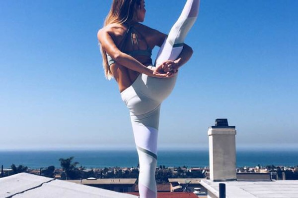 Yoga Stretches For: Bird of Paradise (Get Stretchy)