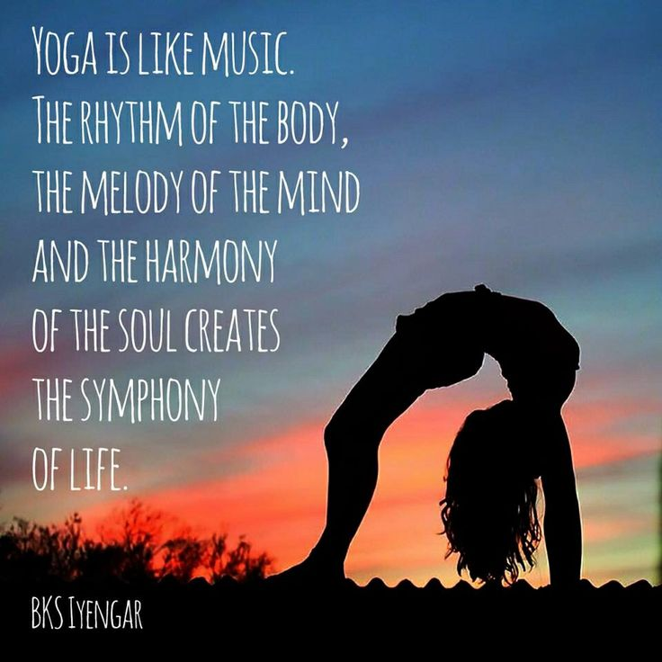 Pictures And Inspiration: 40 Inspirational Quotes For Yogis