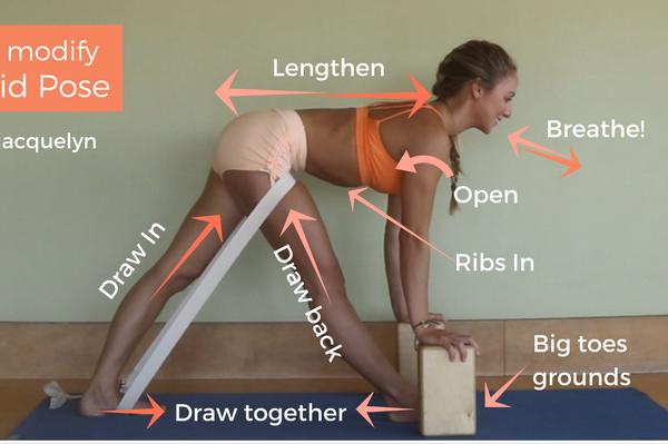 How to do Pyramid Pose