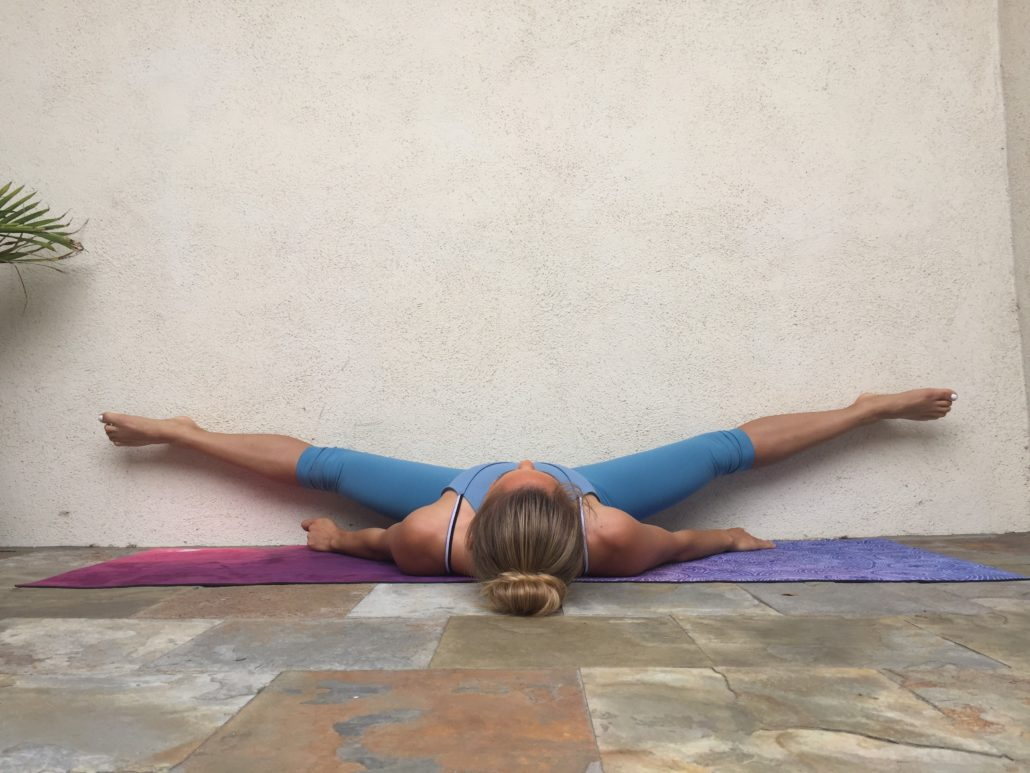 Yoga Stretches for the Middle Splits | Action Jacquelyn