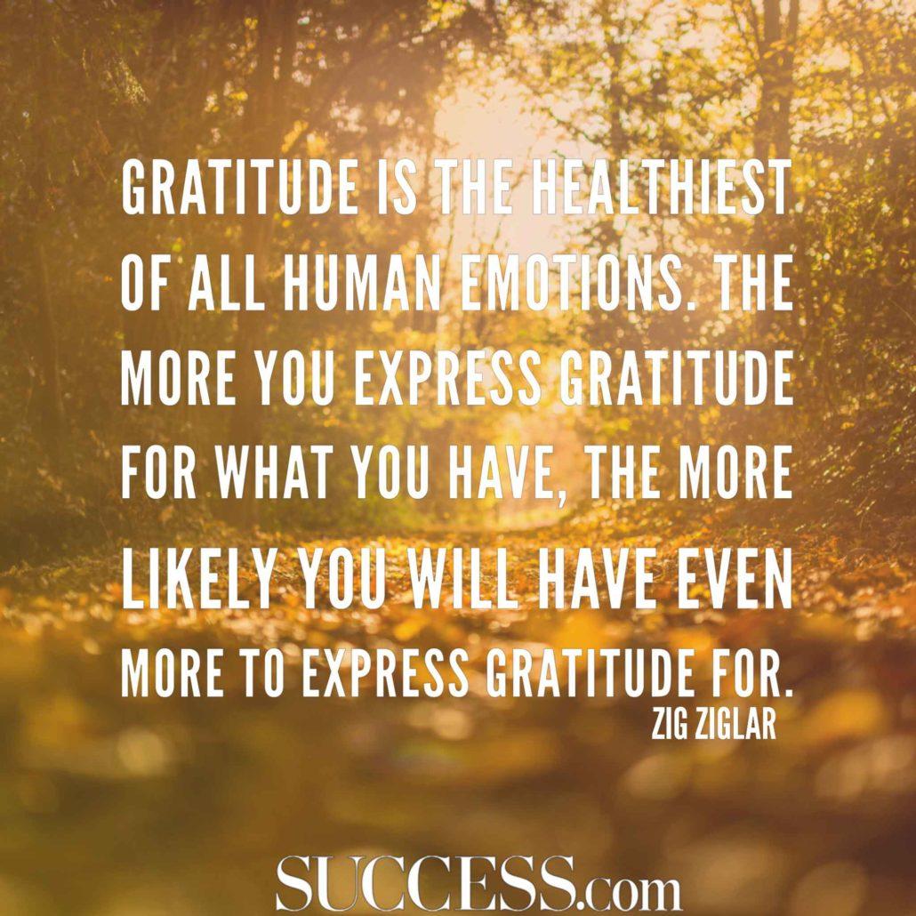 32 Quotes About Gratitude