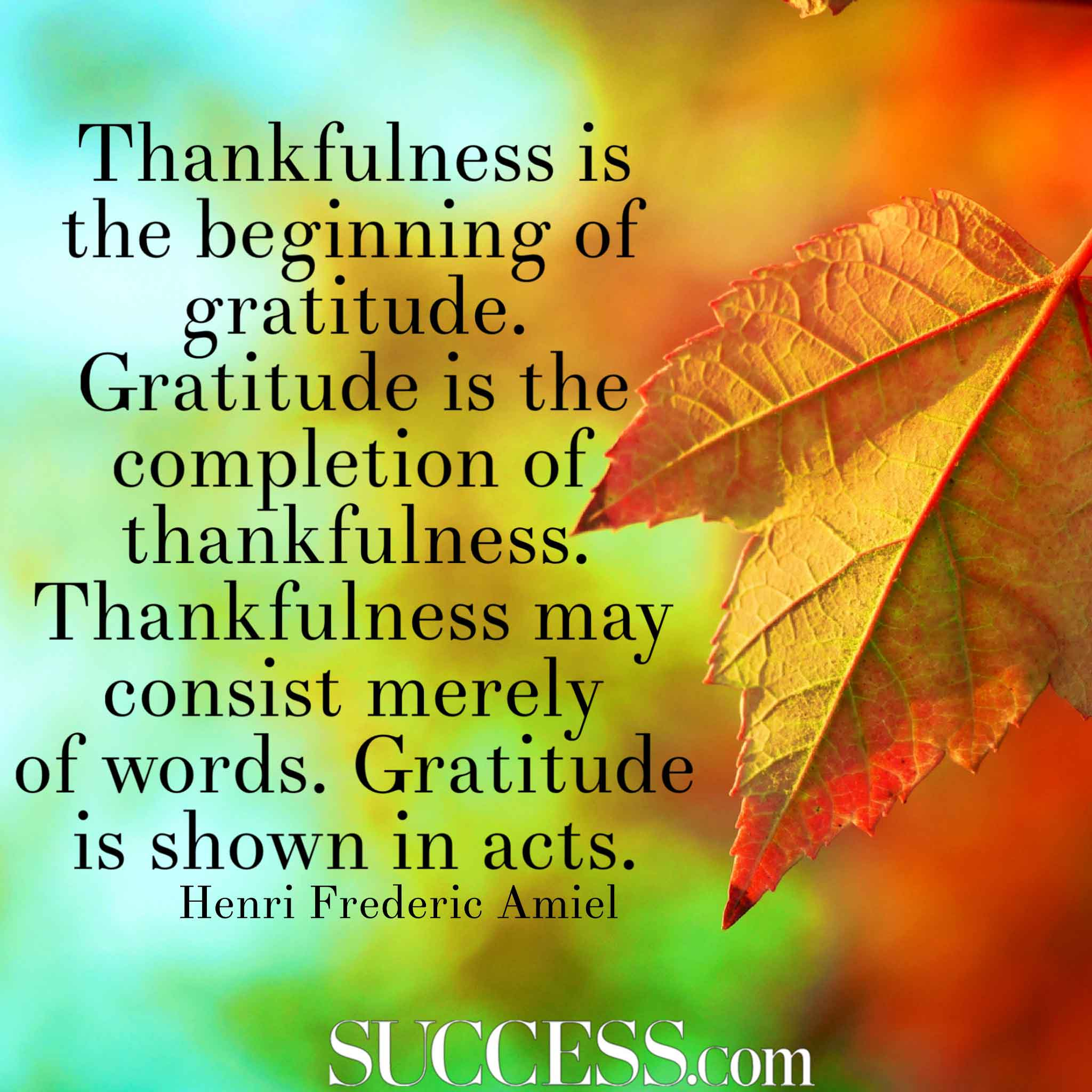 Words Of Thanks And Appreciation Quotes: 32 Quotes About Gratitude